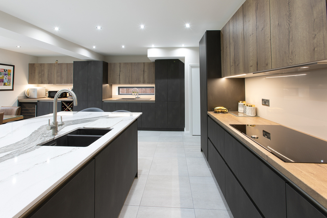 Kitchen Photographer Upminster