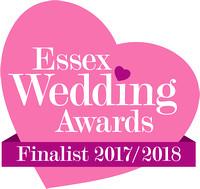 Essex Wedding Awards Finalist 2017-18