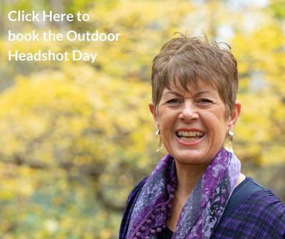 Outdoor Headshot Day