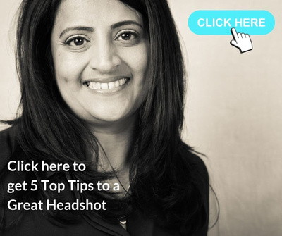 Top Tips for a Great Headshot