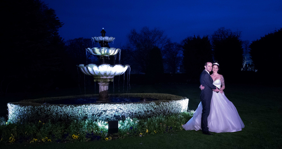 Wedding photography at The Lawn, Rochford