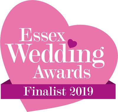 Essex Wedding Awards Finalist 2019