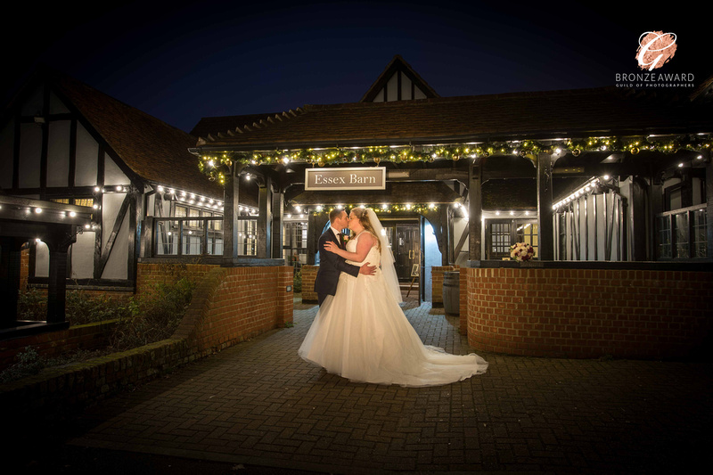 Wedding photography at The Chichester Hotel Wickford