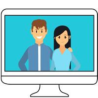 Wedding Photography Virtual Meeting