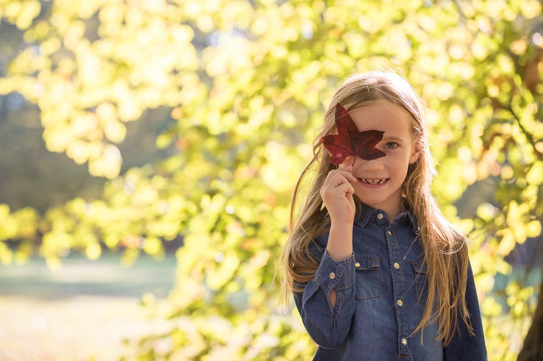 Autumn Photo Shoot Southend