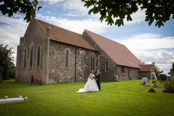Wedding photographer Tilbury