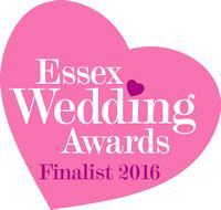 Essex Wedding Awards Finalist 2016